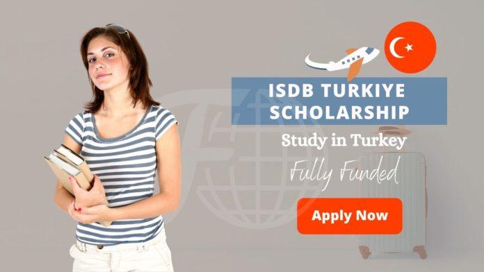 IsDB Turkiye Scholarship