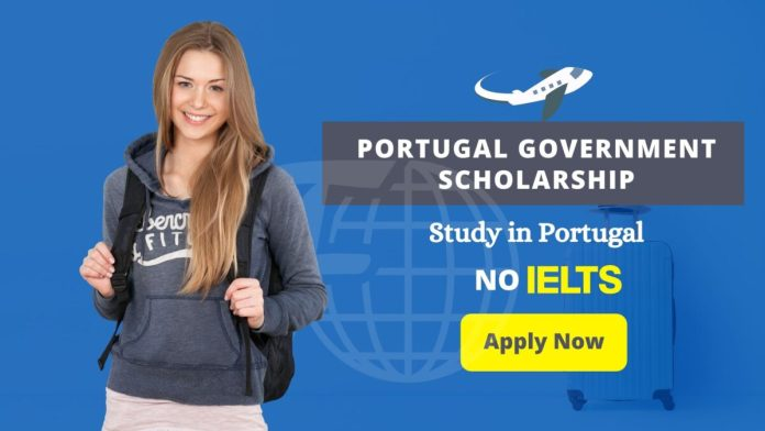 Portugal Government Scholarship