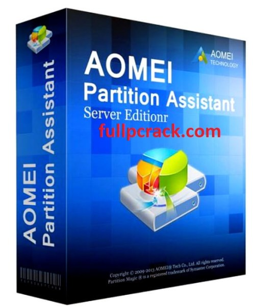 AOMEI Partition Assistant 8.8 Crack + License Key Full [Pro]