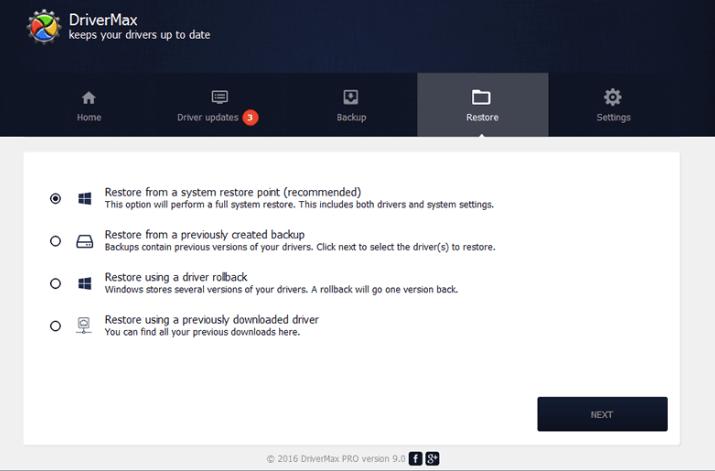 DriverMax Crack Pro 12.11.0.6 Registration Code