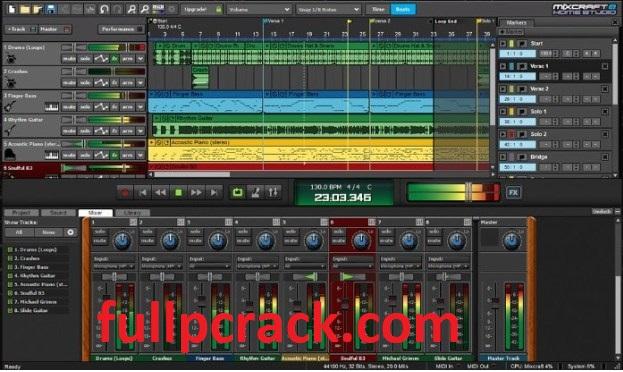 Mixcraft Crack + Registration Code Full Version 2021
