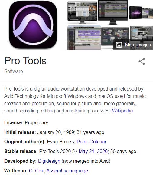Avid Pro Tools 2020.9 Crack + Activation Code [Windows + MAC]