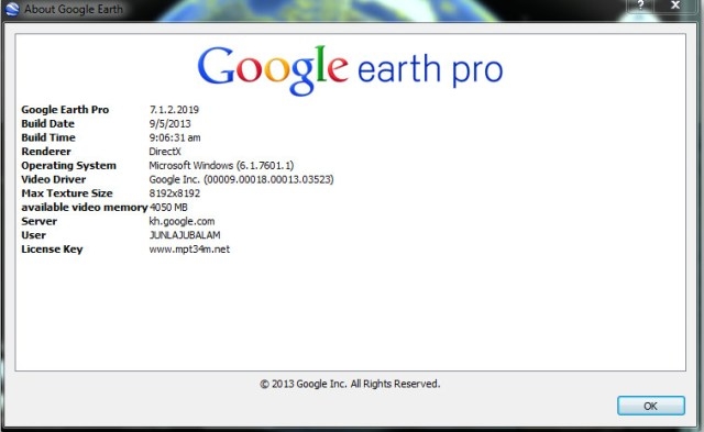 Image result for google earth pro crack