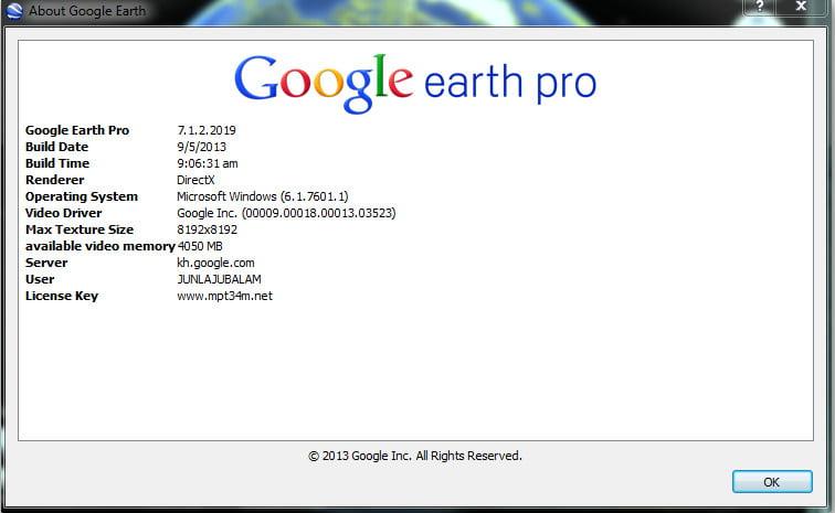 Image result for google earth pro crack