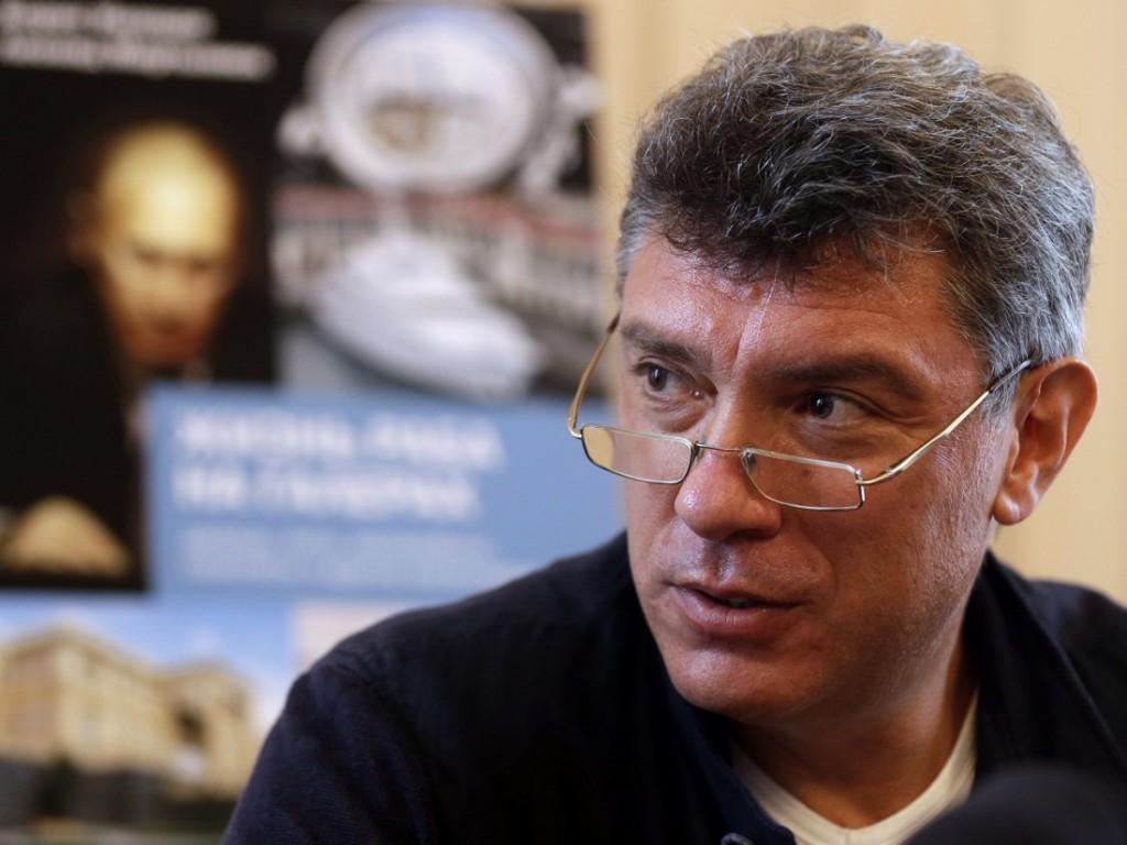 5. Борис Немцов – российский политик.