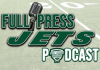 Full Press Jets Podcast logo
