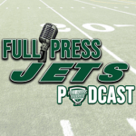Full Press Jets Podcast logo
