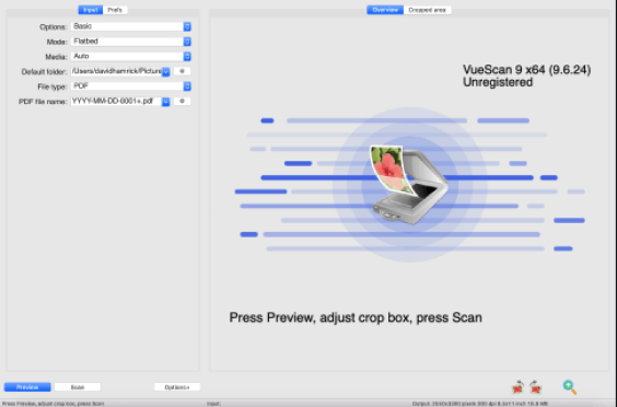VueScan Pro 9.7.45 Crack With Serial Number 2021