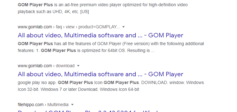 GOM Player Plus 2.3.60.5325 Crack With License Key 2021