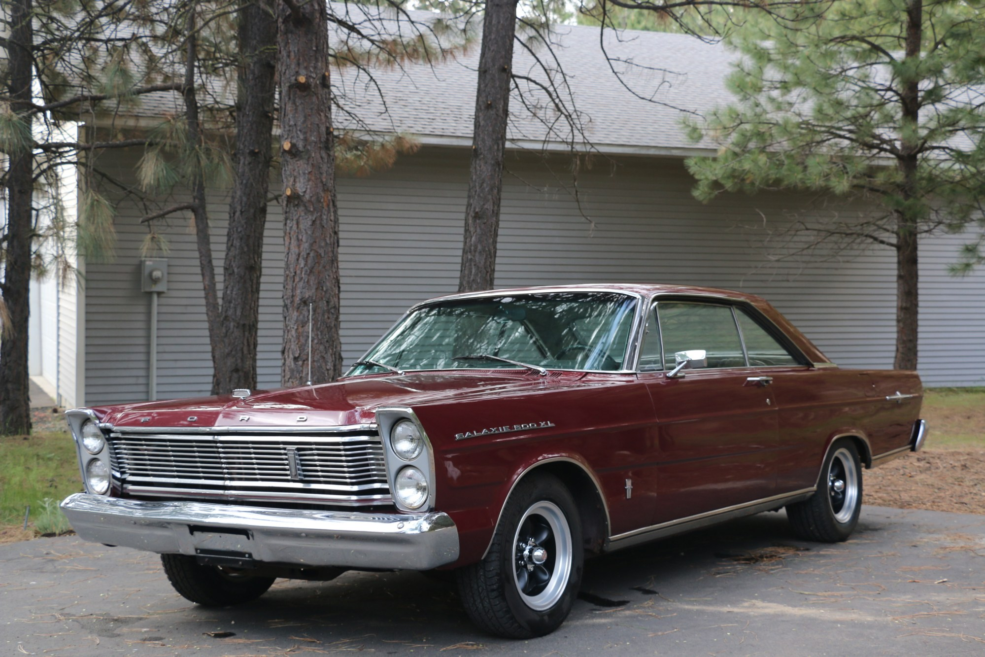 hight resolution of 1965 ford galaxie 500xl 390