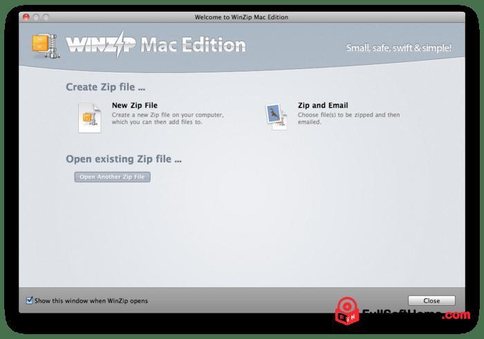 winzip free dl