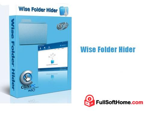 Wise Folder Hider 4.1.9.155 + Patch Free Download