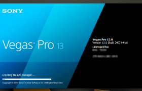 Sony Vegas Pro 13 Crack 32-64 bit Serial Number Patch