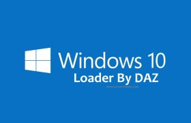 WINDOWS 10 LOADER ACTIVATOR BY DAZ FULL VERSION FREE DOWNLOAD