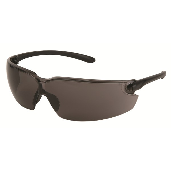 Crews Safety Glasses Black Lenses