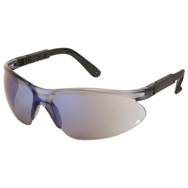 Crews Ct93218b Citation 932 Safety Glasses - Black Frame