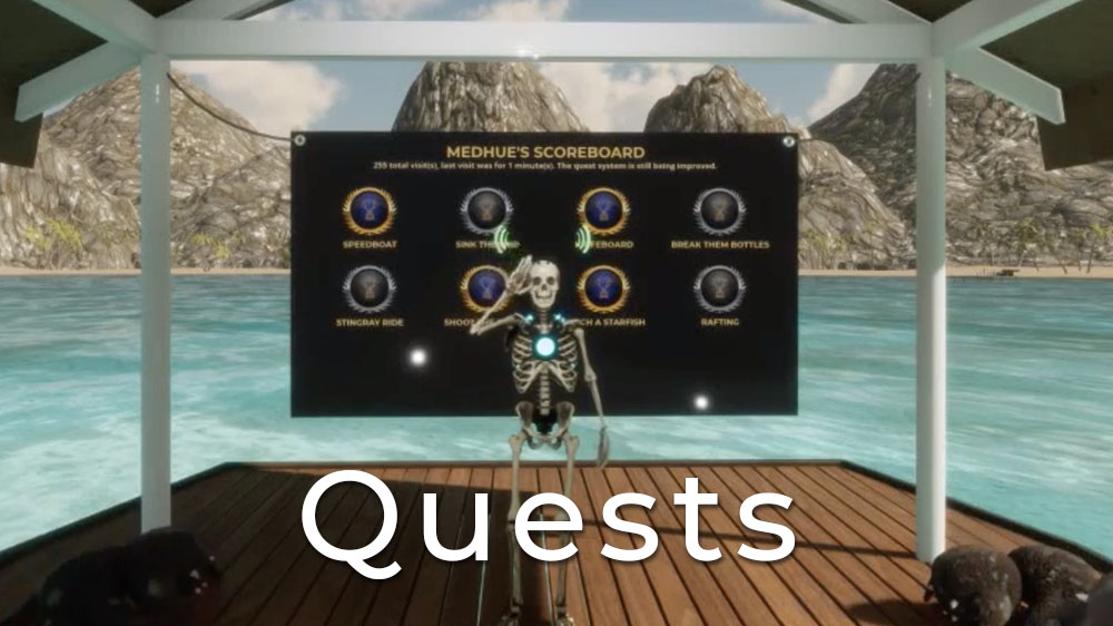 SW Quests