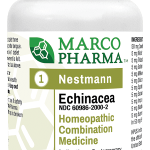 Echinacea Homeopathic Tablets