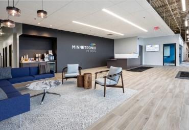 Minnetronix Lobby
