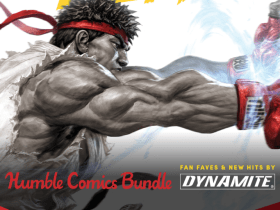Pay what you want for The Humble Comics Bundle: Fan Faves & New Hits by Dynamite