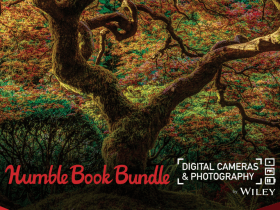 Pay what you want for The Humble Book Bundle: Digital Cameras & Photography by Wiley