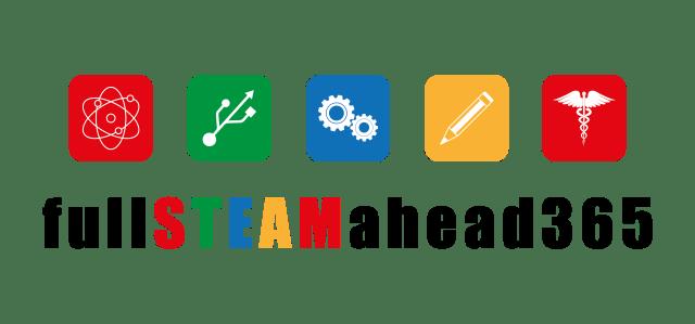fullSTEAMahead365 logo