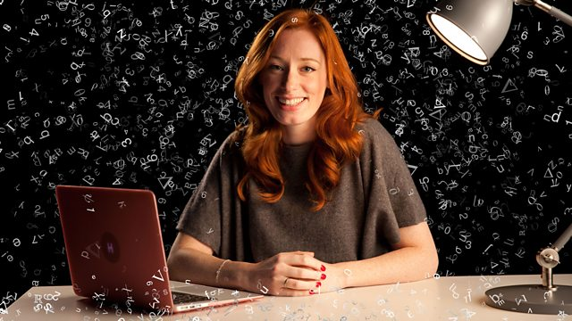 Dr Hannah Fry on the Science Weekly Podcast