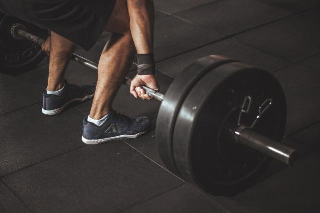 Lifting weights is great, but should never be your only choice.