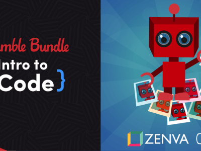 Pay what you want and learn to program and more from online courses in the Humble Intro to Code Bundle!