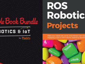 Name your own price for The Humble Book Bundle: Robotics & IoT by Packt