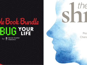 Pay what you want for great self help books in The Humble Book Bundle: Debug Your Life by Berrett-Koehler!