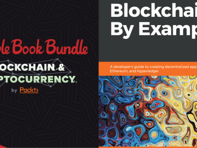 Name your price for The Humble Book Bundle: Blockchain & Cryptocurrency by Packt!