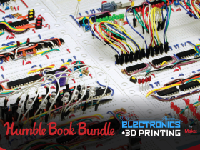 Pay what you want for The Humble Book Bundle: Electronics + 3D Printing by Make: