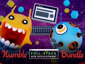 Name your price and dive into web development with The Humble Full-Stack Web Development Bundle