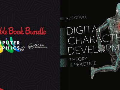 Pay what you want for ebooks like Graphics Shaders, 3D Math Primer for Graphics and Game Development, The Uncanny Valley in Games and Animation, and more in The Humble Book Bundle: Computer Graphics by CRC Press!
