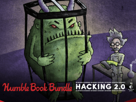 Pay what you want for The Humble Book Bundle: Hacking 2.0 by No Starch Press