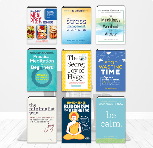 The Humble Book Bundle: Stress-Free Zone by Callisto Media