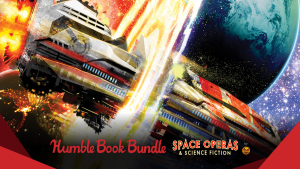 Pay what you want for The Humble Book Bundle: Space Operas & Science Fiction by Baen!