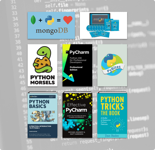 Humble Level Up Your Python Bundle
