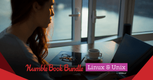 Pay what you want for the Humble Book Bundle: Linux & UNIX by O'Reilly
