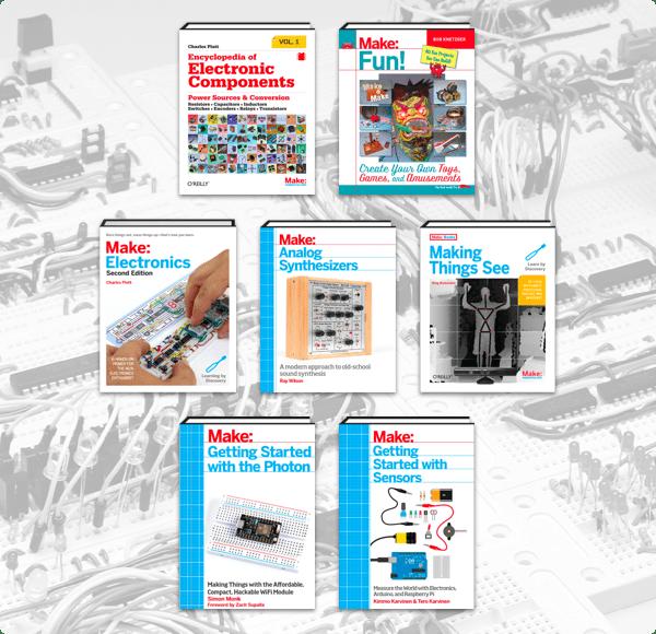 Humble Book Bundle: Tech & Electronics by Make Community