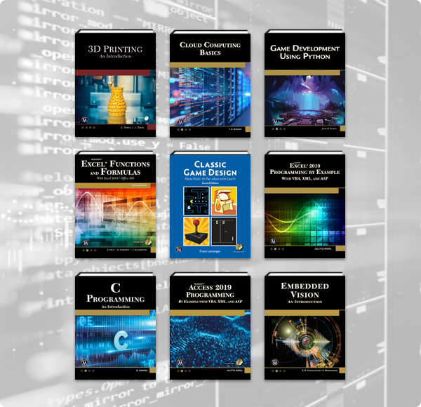 Humble Book Bundle: Computer Productivity & Coding by Mercury Learning