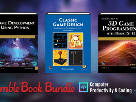 Pay what you want for Humble Book Bundle: Computer Productivity & Coding by Mercury Learning - Cloud, Excel, VBA, Access, Game Design, etc.