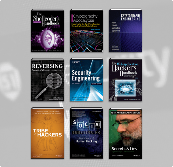 Humble Book Bundle: Cybersecurity 2020 by Wiley
