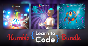 Just $1 - The Humble Learn to Code Bundle for games, apps, websites (HTML, CSS, JavaScript, Unity, Python, Java, etc.)