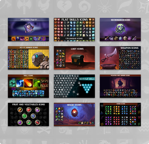 Humble 7000 Game Dev ICONS Bundle