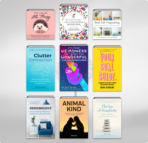 Humble Book Bundle: Spring Clean Your Life by Mango Media
