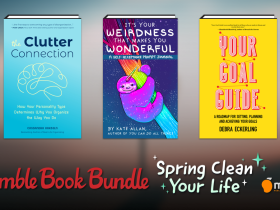 Humble Book Bundle: Spring Clean Your Life by Mango Media - Just $1 for books on mindfulness, clutter reduction, organization, and more!