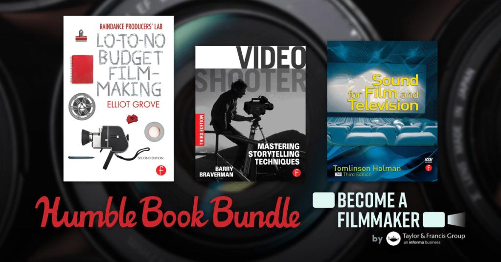 Just $1 - Become a Filmmaker Book Bundle!