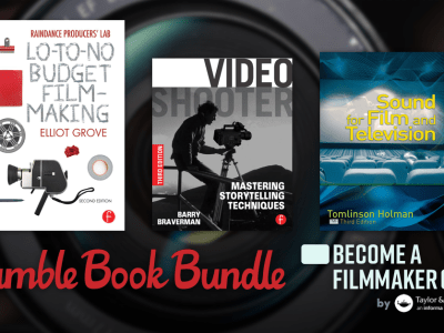 Just $1 - Become a Filmmaker Book Bundle!